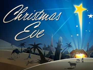 Happy Christmas Eve | TheEasyGarden.com