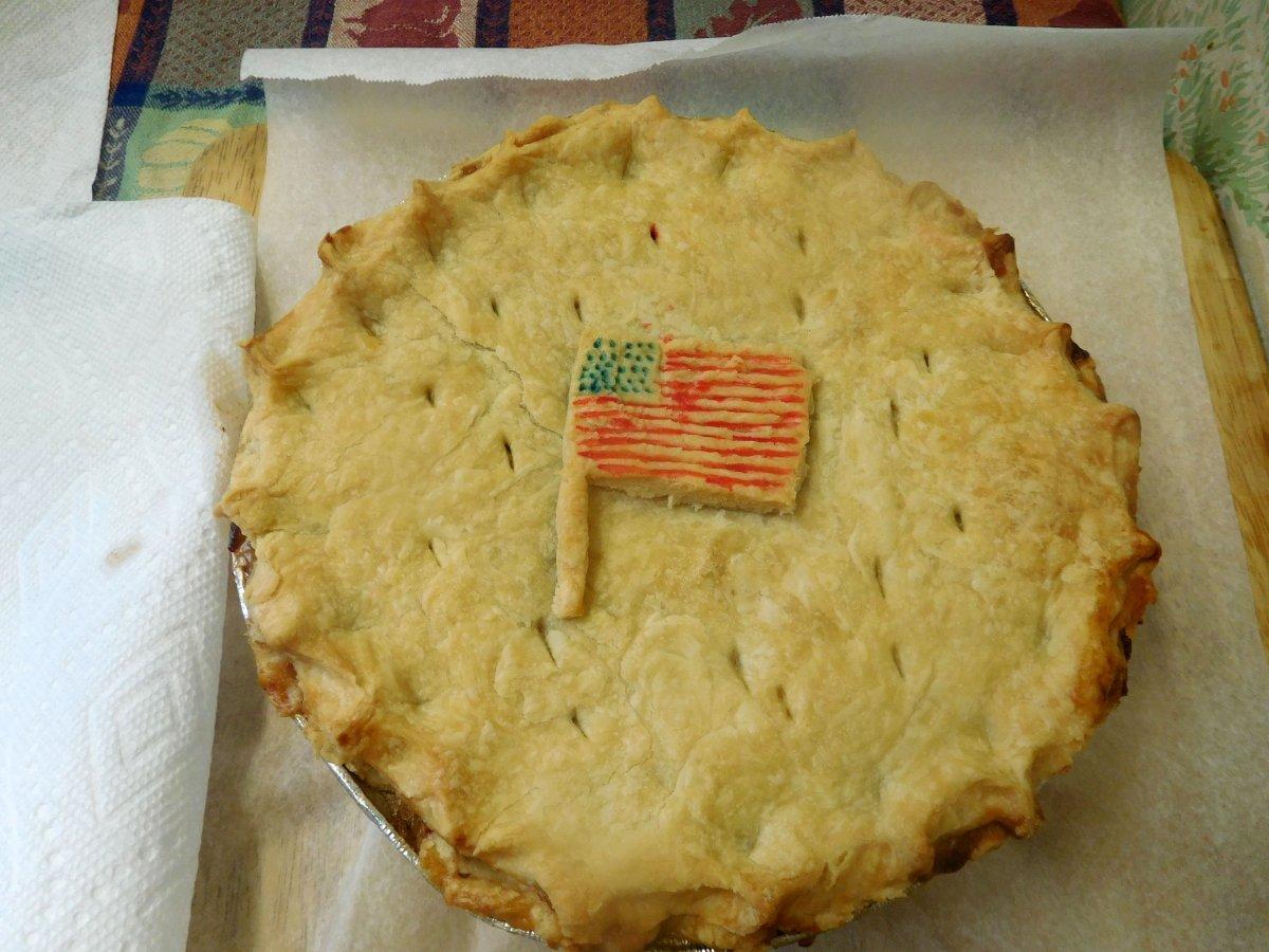 Flag Cherry Pie, July 4th, 19.jpg