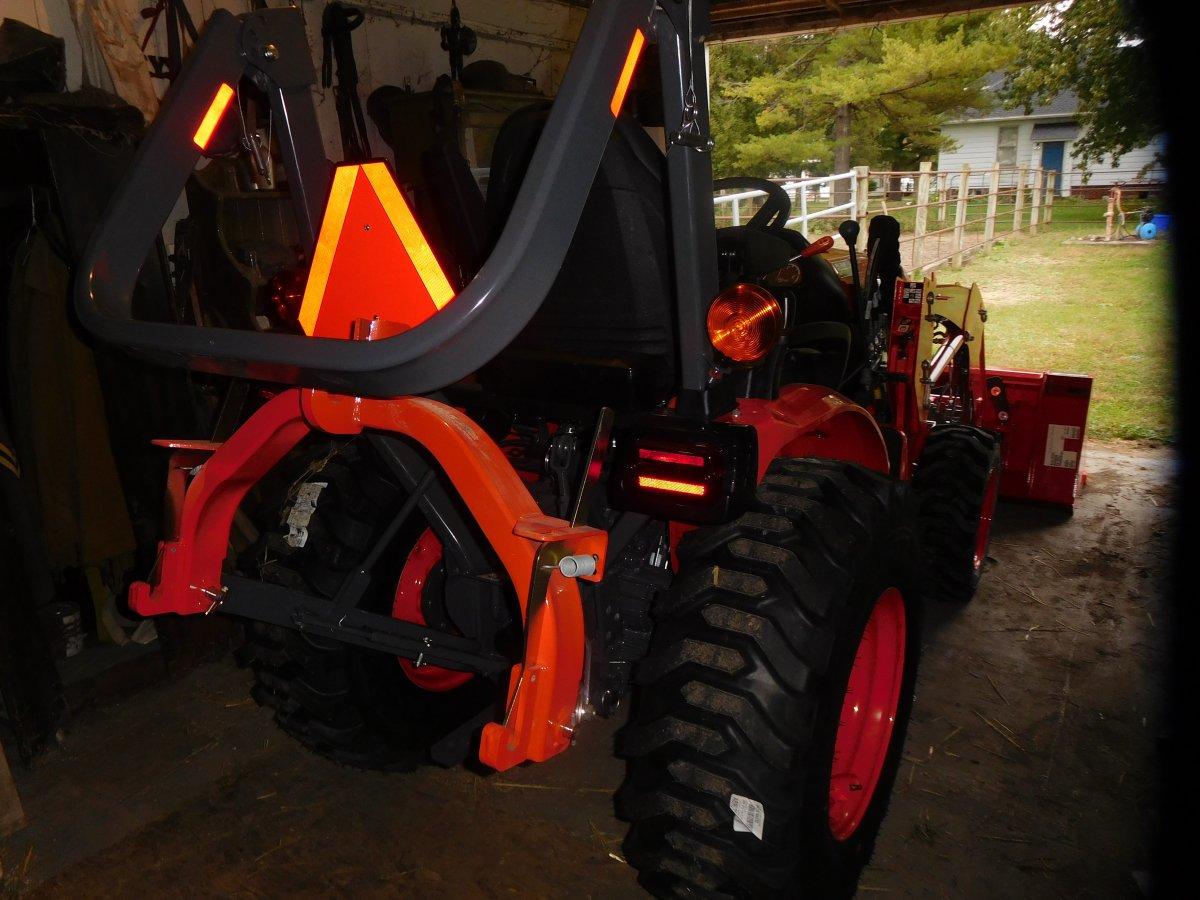 Kubota Tractor, 10-15-19, #1 (3).JPG