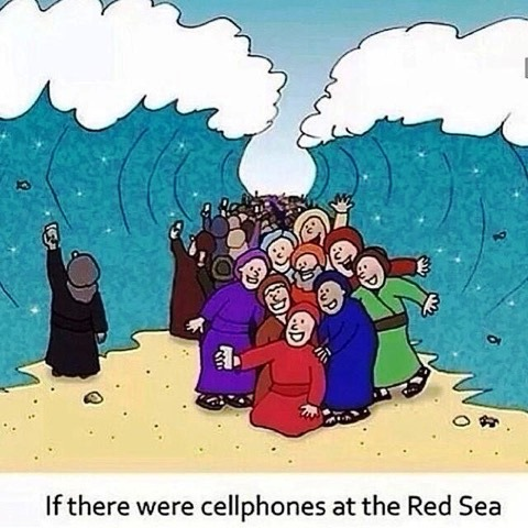parting the red sea and cell phones.jpg